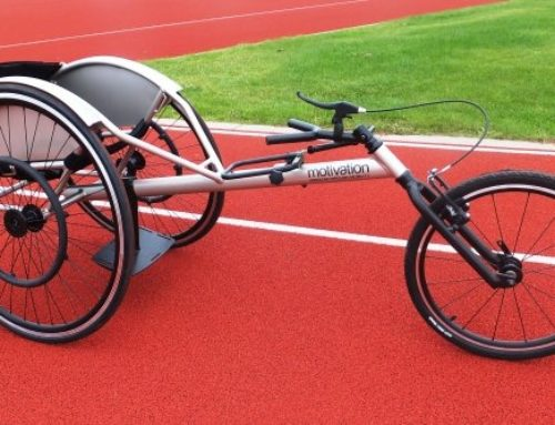In arrivo le ultime 2 wheelchairs