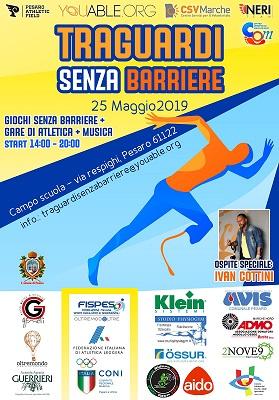 Traguardi Senza Barriere. You Able Onlus a Pesaro